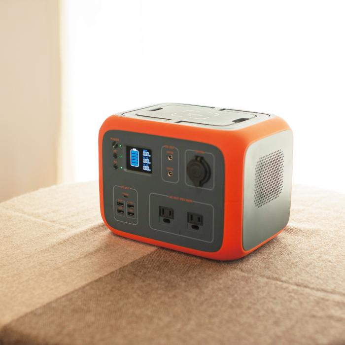 ポータブル蓄電システム「AC50」