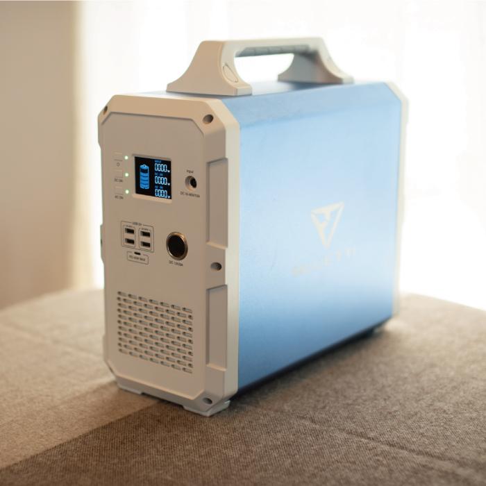 ポータブル蓄電システム「EB180」